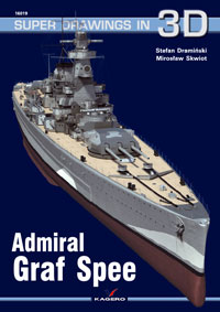 Admiral Graf Spee cover
